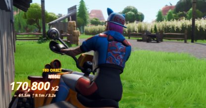 Fortnite Land Tricks In A Vehicle At Named Locations 14d Challenge