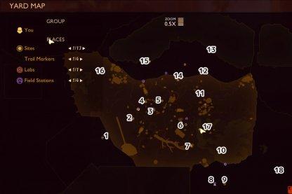 Full Landmark Map