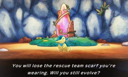 Pokemon Loses Its Team Scarf