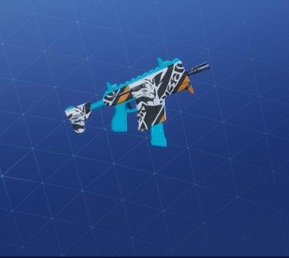BIZZY Wrap - Submachine Gun