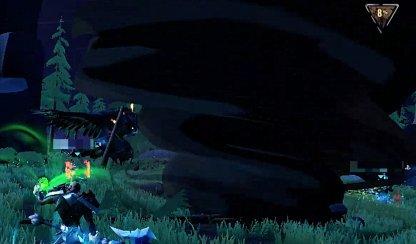 Moonreaver Uses Tornado As A Feint