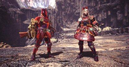 Teostra Gamma Armor