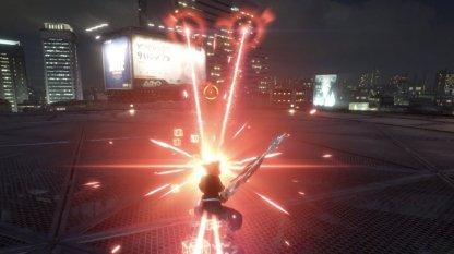 Red Laser Attack