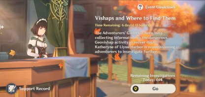 Vishaps and Where To Find Them Release Date