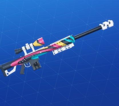 TAFFY Wrap - Sniper Rifle