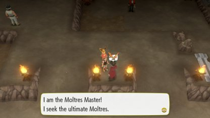 Moltres Master Trainer