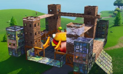 Food Fight - Deep Fried LTM - Overview