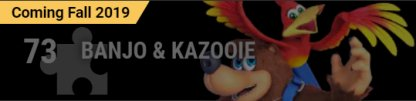 BANJO & KAZOOIE - Fighter Rating & Unlocking Character