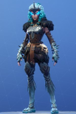 Skin Outfit VALKYRIE