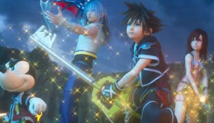Kingdom Hearts 3 Keyblade List