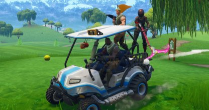 Ride with Your Squad in the ATK