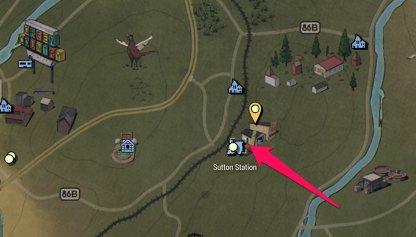 Fallout 76 Vendor Location