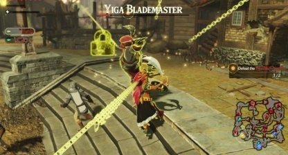 Use Stun Ability To Stop Yiga Blademasters