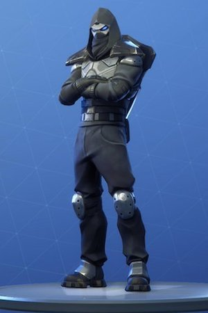 Skin Outfit ENFORCER