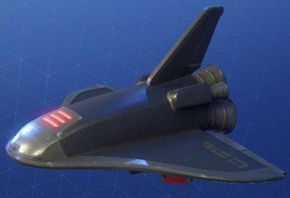 Glider skin Image DEEP SPACE LANDER