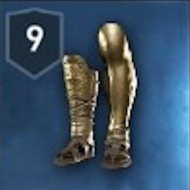 Mercenary Boots Stats