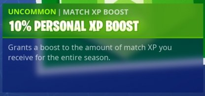 XP Boost Bonus Are Available
