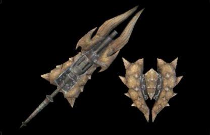 Diablos Gunlance II