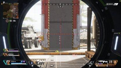 4x - 8x Variable Sniper
