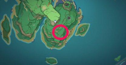 Kid Kujirai Location Tatarasuna Map