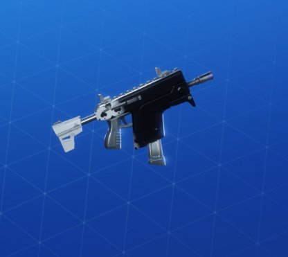 SPADES Wrap - Submachine Gun