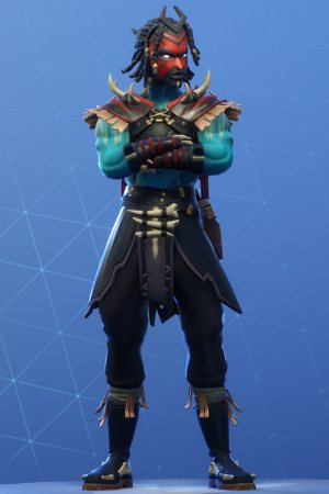 Skin Outfit SHAMAN