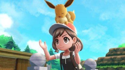 Partner Pokemon Eevee