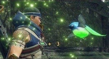Use Spiribirds During Hunts