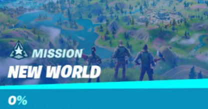 New World Challenge