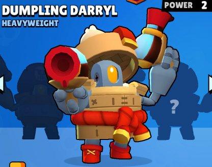 Dumpling Darryl