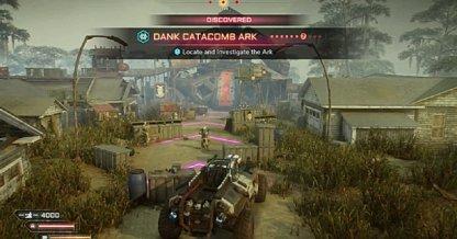 Dank Catacombs Ark - Side Mission Walkthrough