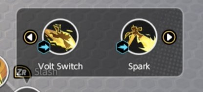 Volt Switch Or Spark