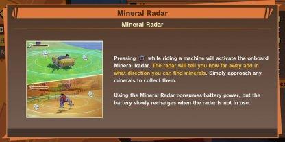 Mineral Radar