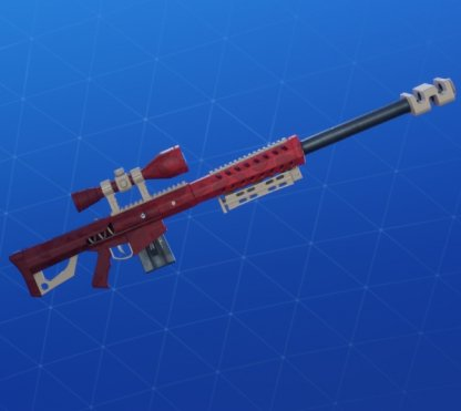 TRIASSIC Wrap - Sniper Rifle