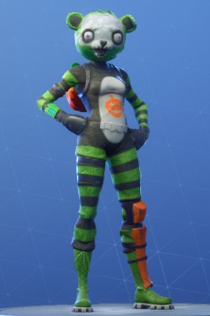 SPOOKY TEAM LEADER