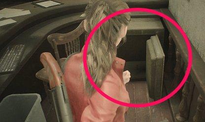Resident Evil 2 Claire side B Custom Part