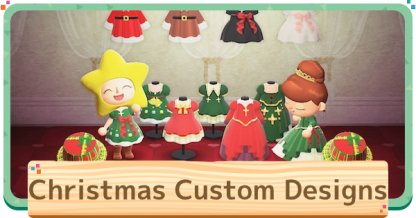 Christmas Custom Designs