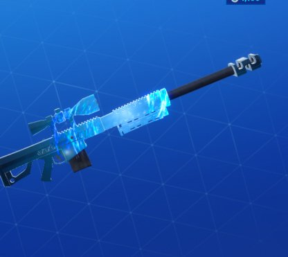 FRACTAL ZERO Wrap - Sniper Rifle