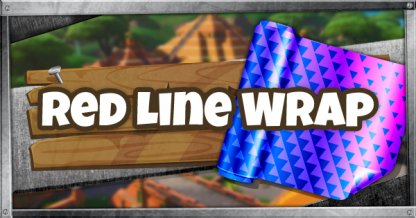 RED LINE - Wrap Review, Image & How to Get