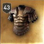 Spartan War Hero Armor Stats