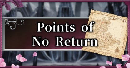 Are There Points Of No Return