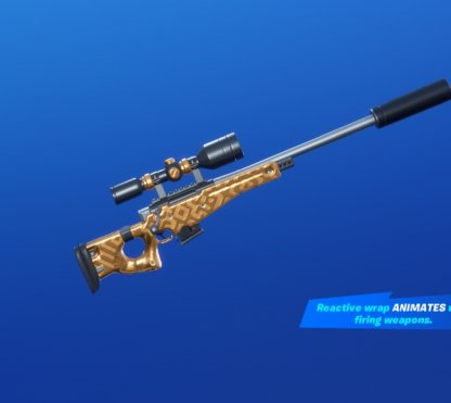 RADIANT RUNES Wrap - Sniper Rifle