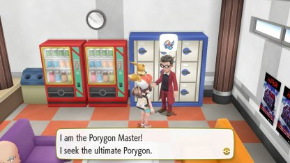 Porygon Master Trainer