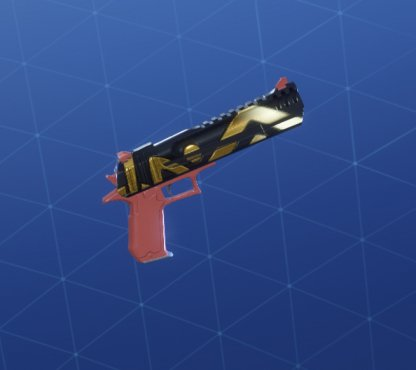 EMBLEM Wrap - Handgun