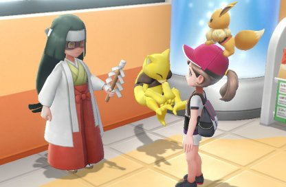 Change Pokemon Nature Via Madam Celadon