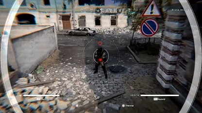 Avoid Getting Too Close To Enemies
