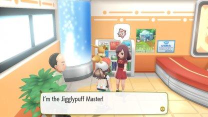 Jigglypuff Master Trainer