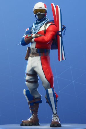 Skin Outfit ALPINE ACE FRA