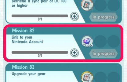 Syncing Nintendo Account Will Reward 600 Gems