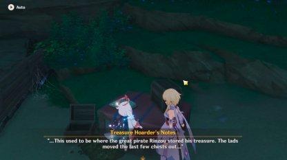 Rinzou's Treasure